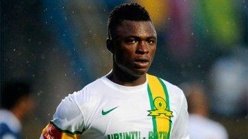 «Тосно» может усилиться защитником сборной Ганы