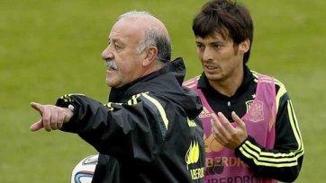 Давид Силва: «Важно, чтобы Испания имела богатый набор исполнителей в атаке»