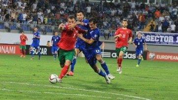 Болгары увозят победу из Азербайджана