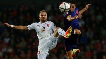 Чехия вырвала три очка у голландцев в компенсированное время
