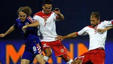 Хорватия выиграла у Мальты