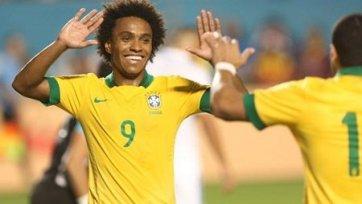Сборная Бразилии одержала вторую победу под руководством Дунги