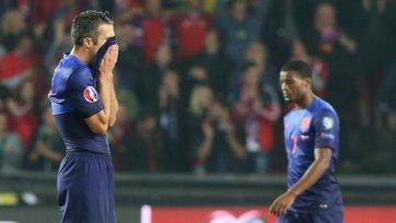 Ван Перси: «Обидно пропускать такой гол на последних минутах»