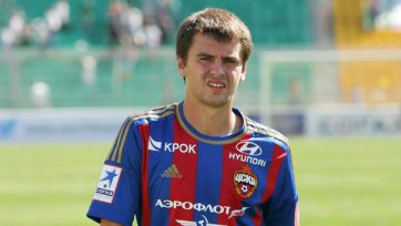Георгий Щенников впервые после долгого перерыва вернулся на поле