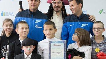 Владислав Радимов и Константин Зырянов побывали в школе-интернате