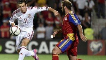 УЕФА накажет сборные Андорры и Уэльса