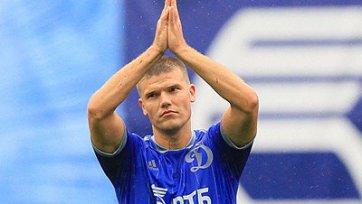Игорь Денисов сыграет против «Зенита»