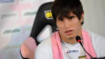 Защитник «Палермо» Муньос угодил в лазарет