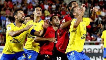 «Лас Пальмас» выбил «Мальорку» из Кубка Испании