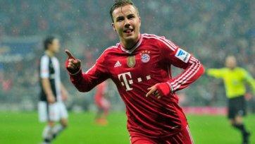 Гетце: «В будущем хочется поиграть за пределами Германии»