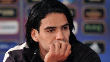 Фалькао: «Хочу забивать много голов и выигрывать титулы»