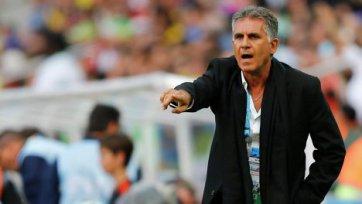 Карлуш Кейруш передумал покидать пост наставника сборной Ирана