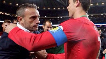 Сборная Португалии осталась без главного тренера