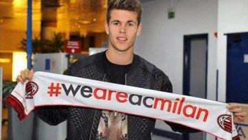 «Милан» заплатит «Челси» 1 миллион евро, если ван Гинкел не сыграет положенное количество матчей