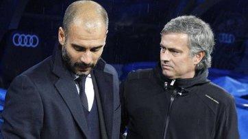 Жозе Моуриньо: «Гвардиола лысый, он не получает удовольствия от футбола»