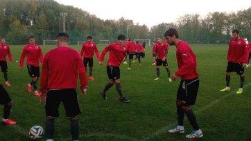 «Рубин» готовится к матчу против «Ростова» по плану