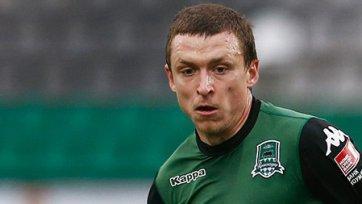 Павел Мамаев вернулся в общую группу