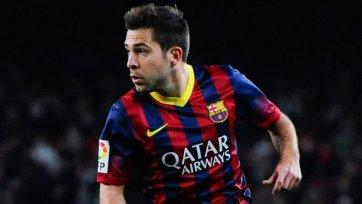 «Барселона» готовит новый контракт для Альбы