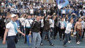 Полиция готова к обеспечению порядка на матче между «Зенитом» и «Динамо»