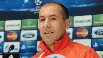 Жардим: «В матче с «Лионом» «Монако» должен был брать очки»