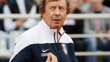 «Локомотив» не сумел одолеть «Мордовию» Семина