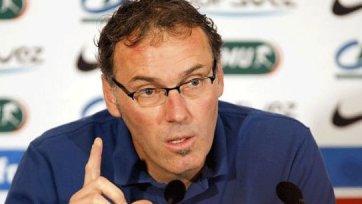 Блан: «Все команды Лиги 1 настраиваются на нас по-особому»