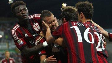 Голевое безумие в матче «Парма» - «Милан»