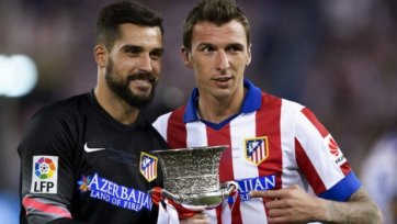 Мойя: «Атлетико» всегда играет с максимальной самоотдачей»