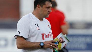 Черевченко назначен и.о главного тренера «Локомотива»
