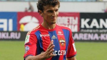 Еременко дал небольшое интервью накануне игры с «Ромой»