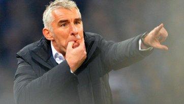 «Гамбург» вновь остался без главного тренера