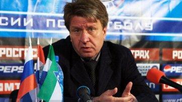 «Сибирь» осталась без главного тренера
