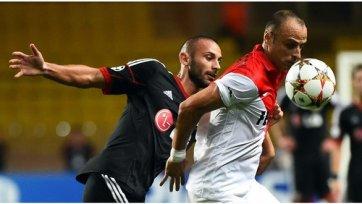 Монако» одержал волевую победу
