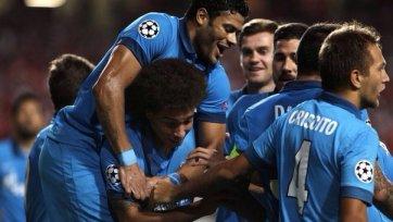 «Зенит» обошел «Реал» в клубном рейтинге УЕФА и вышел на первое место!