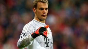 Руки Мануэля Нойера застрахованы на 3 миллиона евро!
