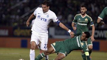 «Динамо» выстояло в Афинах, добыв важную победу