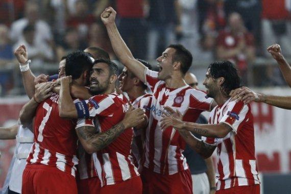 «Олимпиакос» - король греческого футбола, претендующий на большее