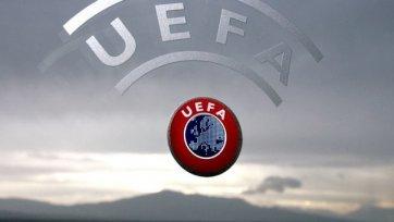 Россия не подпустила к себе Францию в рейтинге УЕФА