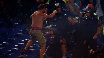 Два фаната ЦСКА отпущены из тюрьмы