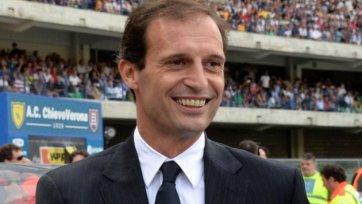 Аллегри: «Индзаги вдохнул в «Милан» новую жизнь»