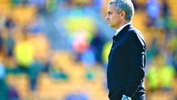 Моуринью: «Финал Евро на «Уэмбли»? Фантастическая новость!»