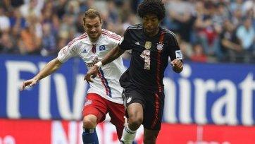 «Бавария» не сумела обыграть «Гамбург»
