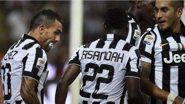 «Юве» минимально переиграл «Милан»
