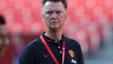 Ван Гаал: «Воспитанники «Юнайтед» - опора клуба»
