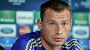 Березуцкий: «Было очень важно добыть победу после поражения от «Ромы»