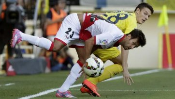 «Вильярреал» проигрывает первый тайм, но побеждает в матче