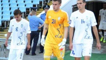 «Черноморец» потерял очки в матче с «Говерлой»