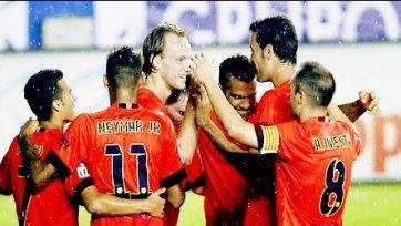 Ракитич: «Очень рад своему дебютному голу за «Барселону»