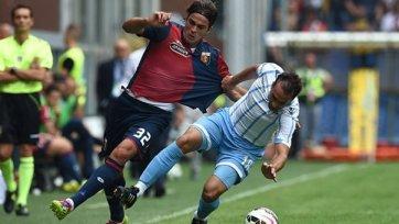 «Лацио» потерял троих игроков в матче с «Дженоа»