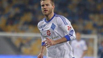 Ярмоленко: «В матче с «Волынью» многое получалось в атаке»